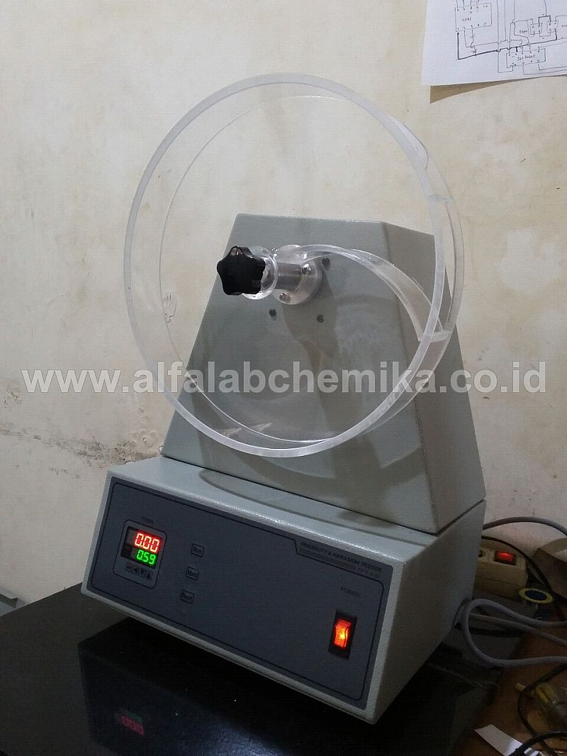 Friability Tester Single Drum