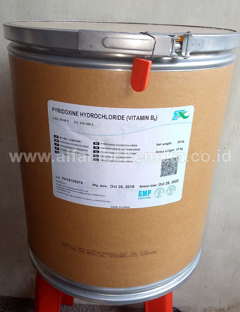 Vitamin B6 Powder BP
